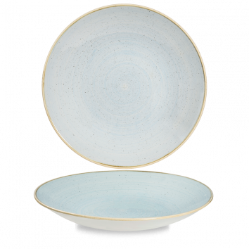 Churchill Stonecast Deep Coupe Plate 25.5cm