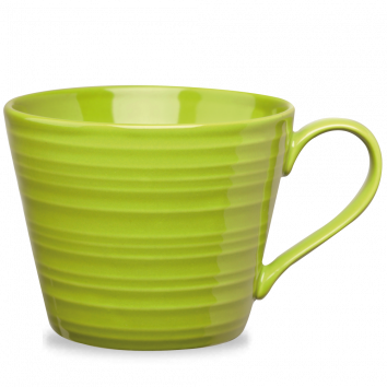 Art De Cuisine Rustics Snug Mug Green 12oz / 35.5cl