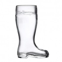 Glass Wellington Boot 0.5 Litre 17.5oz