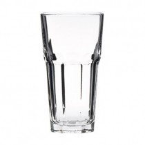 Everest Stackable DuraTuff Hiball Glass 29cl 10oz CE Half Pint