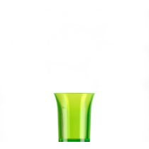 Econ Neon Green Reusable Polystyrene Shot Glasses CE 25ml