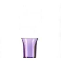 Econ Neon Purple Reusable Polystyrene Shot Glasses CE 25ml