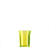 Econ Neon Yellow Reusable Polystyrene Shot Glasses CE 25ml