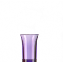 Econ Neon Purple Reusable Polystyrene Shot Glasses CE 35ml