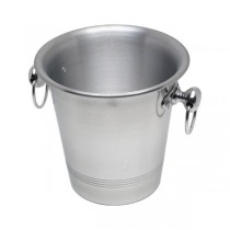 Aluminium Wine Bucket With Ring Handles