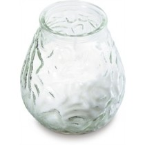 Lowboys Glass Candle Clear