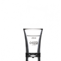 Econ Reusable Polystyrene Shot Glasses 40ml CE
