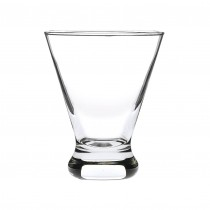 Cosmopolitan Old Fashioned Glass Tumblers 29cl 10.25oz