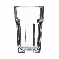 Gibraltar Original DuraTuff Hiball Glass Tumblers 28cl 10oz CE