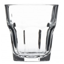 Gibraltar Original DuraTuff Rocks Glass Tumblers 25cl 9oz