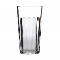 Paneled Cooler Glass Tumblers 47cl 16oz