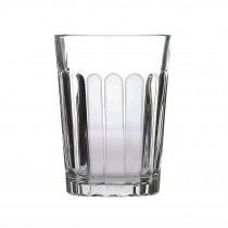 Paneled Beer Glasses 20cl 7oz CE 1/3 Pint
