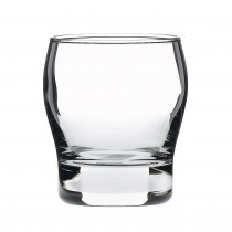 Perception Rocks 25cl 9oz Glass Tumblers