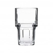 Stacking Gibraltar DuraTuff Beverage Glass Tumblers 34cl 12oz