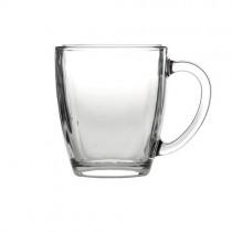 Tempo Square Base Tea / Coffee Glass 41cl 14oz