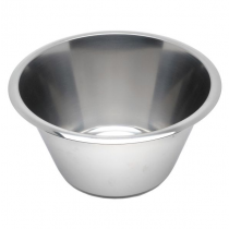 Stainless Steel Swedish Mixing Bowl 1 Ltr