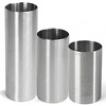 Stainless Steel Thimble Wine Measure 3 Piece Set