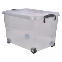 Mobile Storage Container 60L 59 x 40 x 38cm