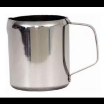 Stainless Steel Milk Jug 0.6 Litre / 20oz