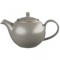 Churchill Stonecast Peppercorn Grey Beverage Pot 15oz