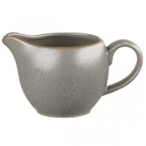 Churchill Stonecast Peppercorn Grey Milk Jug 4oz