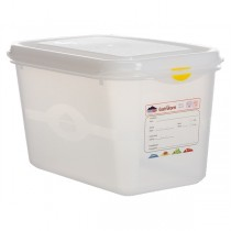 GN Storage Container 1/4 - 150mm Deep 4.3L