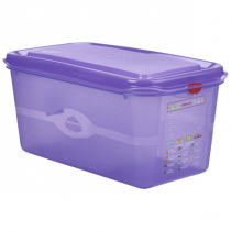 Allergen GN Storage Container 1/3 - 150mm 6L