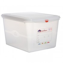GN Storage Container 1/2 - 200mm Deep 12.5L