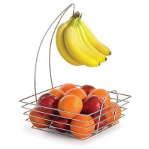 Fruit Basket with Banana Holder