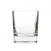 Strauss Square Base DOF Glasses 28cl 10oz