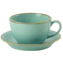 Porcelite Seasons Sea Spray Saucer 16cm