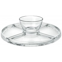 Glass Cake Stand Palladio 4 in 1