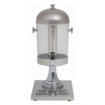 Juice Dispenser Stainless Steel & Polycarb 6.5L