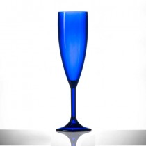 Elite Premium 6.6oz Flute Royal Blue