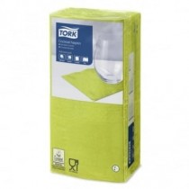 Tork Lime Cocktail Napkins 24cm
