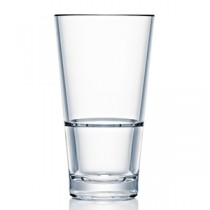 Strahl CapellaStack Polycarbonate Highball Tumblers 10oz