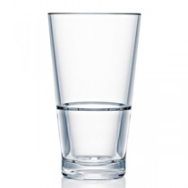 Strahl CapellaStack Polycarbonate Highball Tumblers 12oz