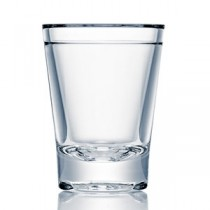 Strahl Barware Polycarbonate Shot Glass 1.25oz / 35ml