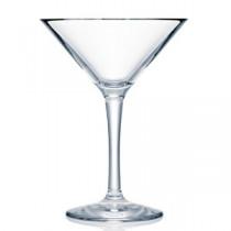 Strahl Design + Contemporary Polycarbonate Martini Glass 12oz