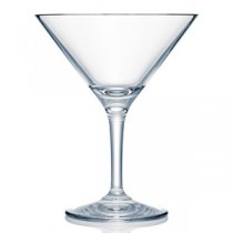 Strahl Design + Contemporary Polycarbonate Martini Glass 10oz