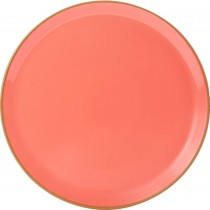Porcelite Seasons Coral Pizza Plate 28cm