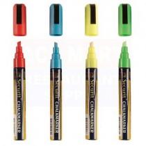 Liquid Chalk Markers 4 Colours Medium