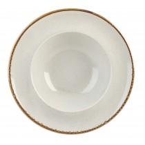 Porcelite Seasons Stone Pasta Plates 26cm