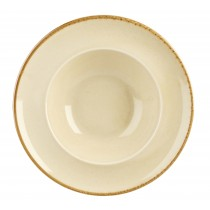Porcelite Seasons Wheat Pasta Plate 26cm