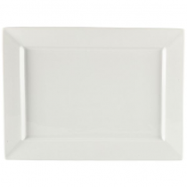 Royal Genware Rectangular Plate 33 x 24.5cm