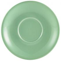 Saucer Green 12cm