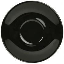 Saucer Black 13.5cm
