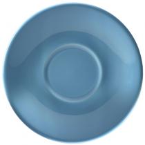 Saucer Blue 13.5cm