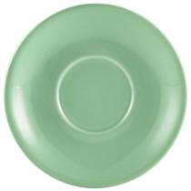 Saucer Green 13.5cm