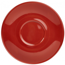 Saucer Red 13.5cm